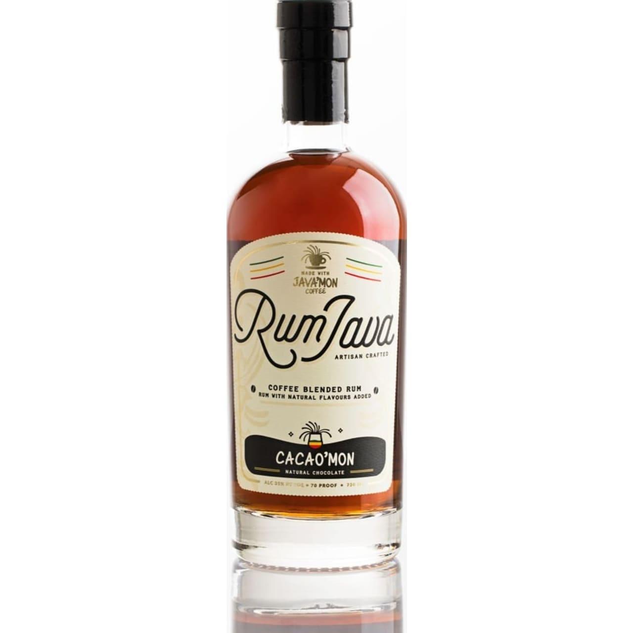 Product Image - RumJava CacaoMon Rum