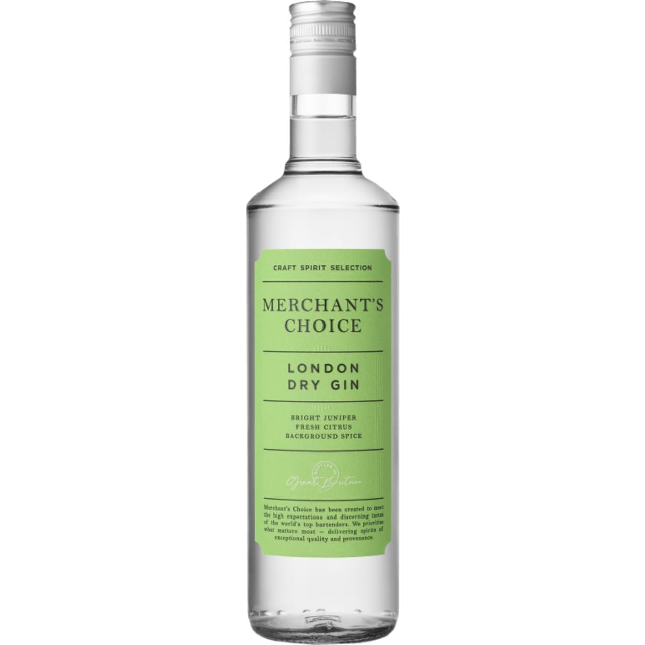 Product Image - Merchants Choice Gin