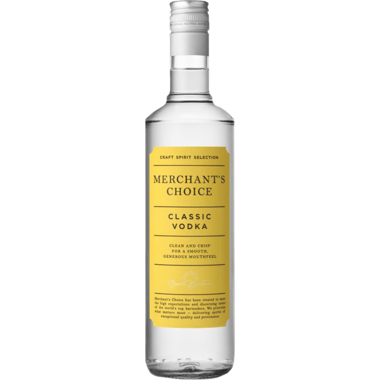 Product Image - Merchants Choice Vodka