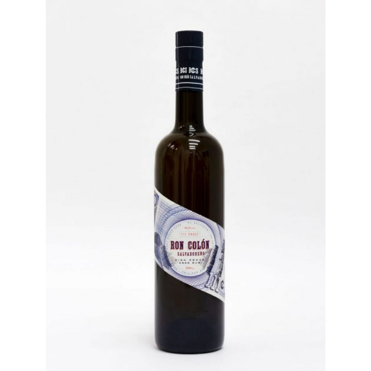 Product Image - Ron Colòn Salvadoreño High Proof Aged Rum