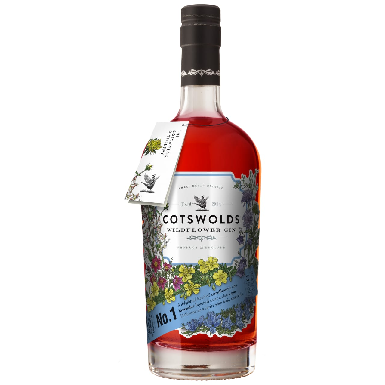 Product Image - Cotswolds Wildflower Gin No. 1