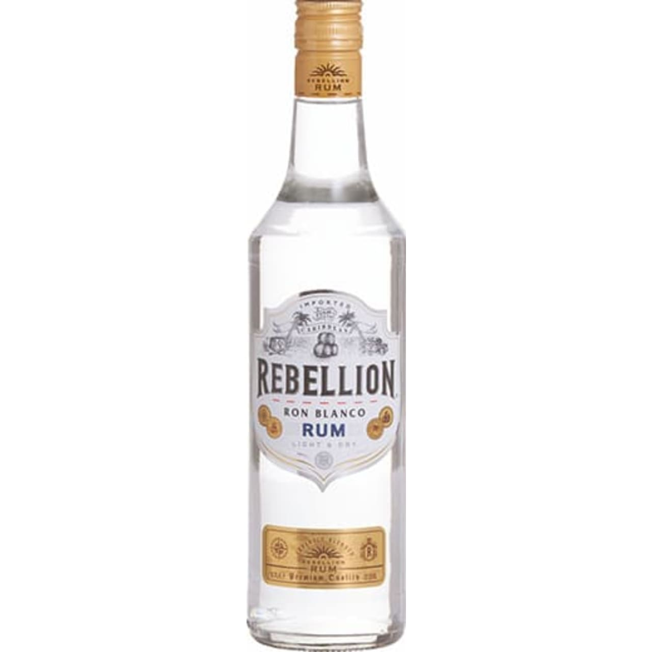 Product Image - Rebellion White Rum