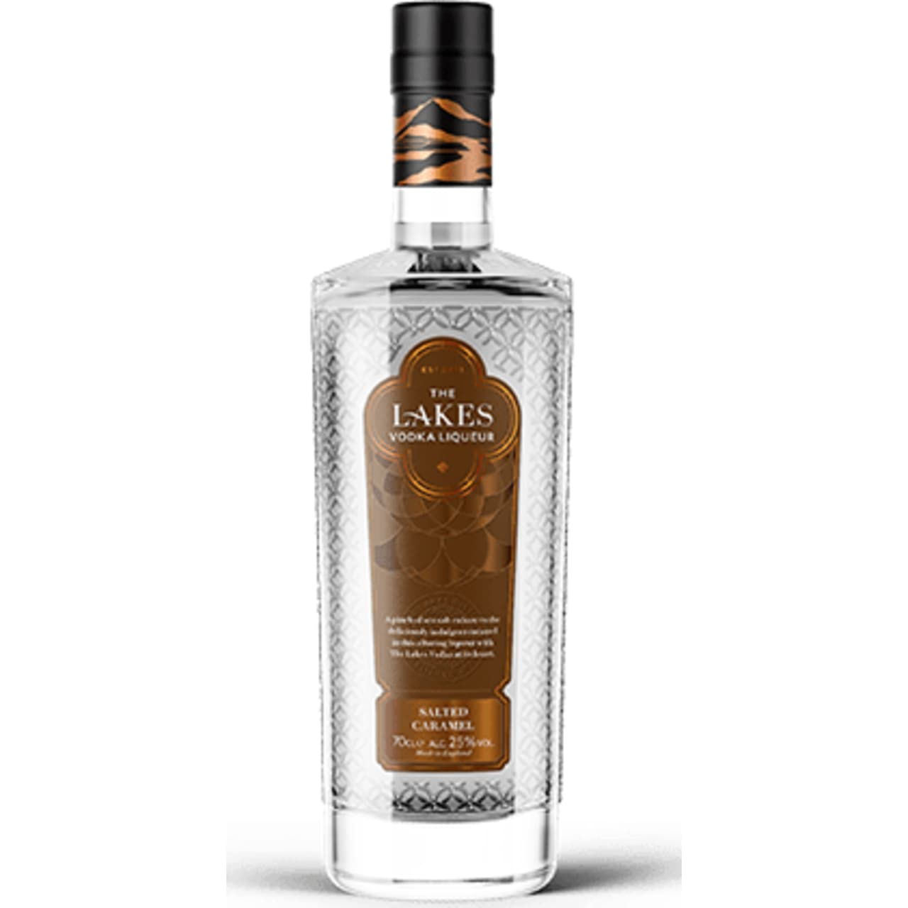 Product Image - The Lakes Salted Caramel Vodka Liqueur