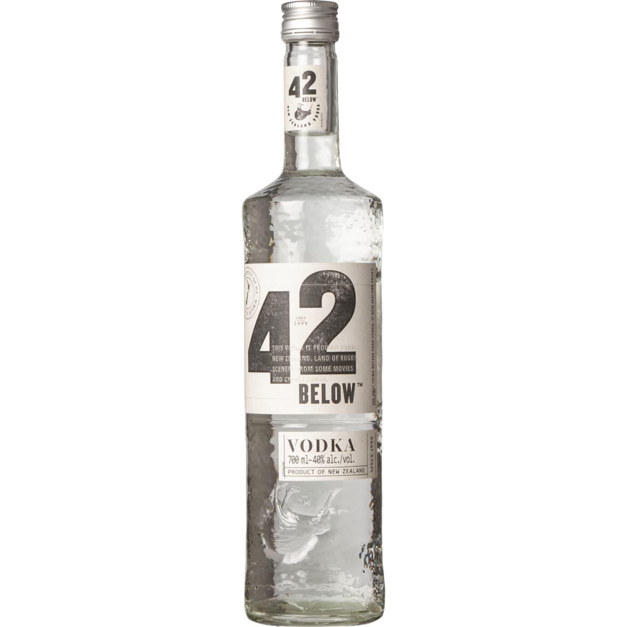 Product Image - 42 Below Vodka