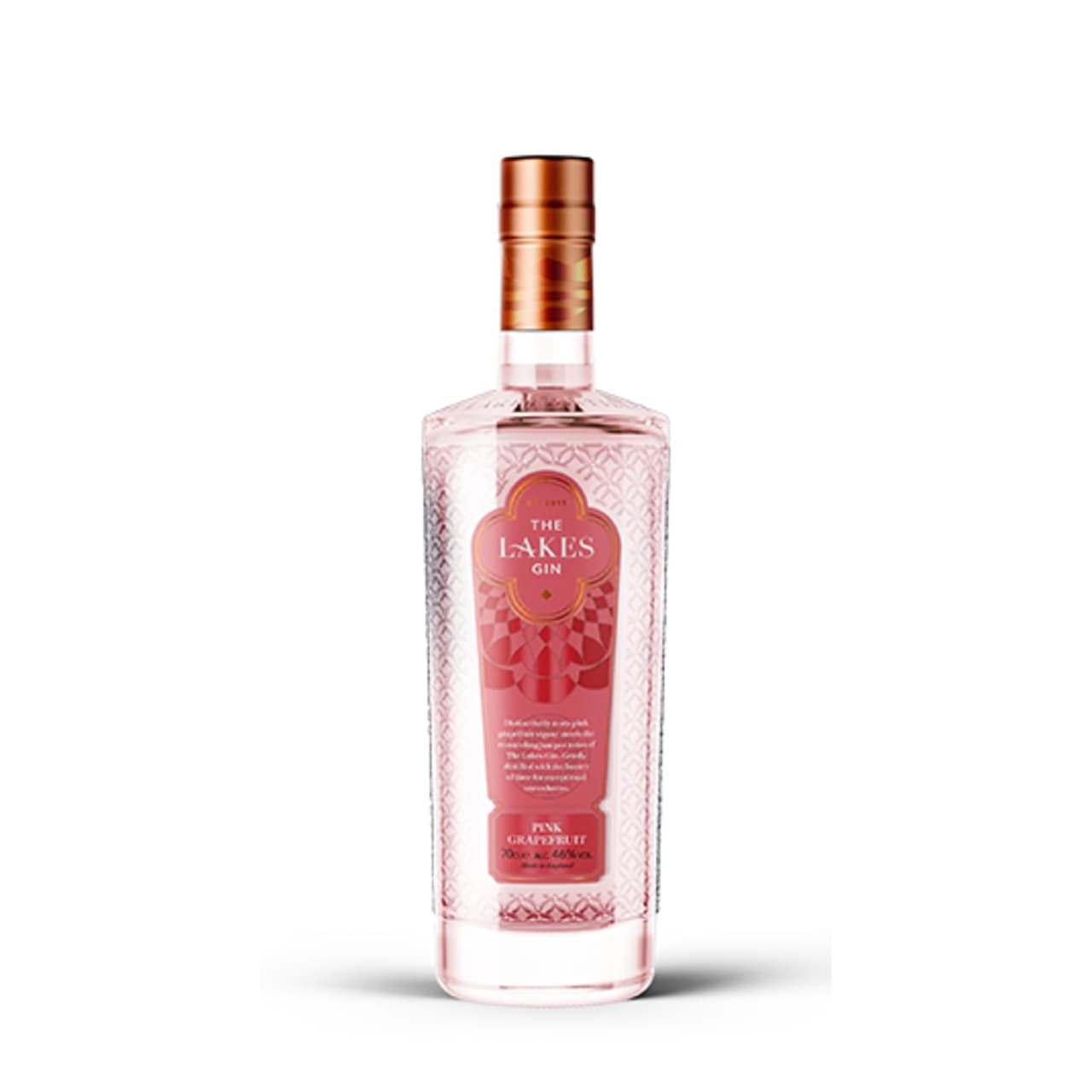Product Image - The Lakes Pink Grapefruit Gin