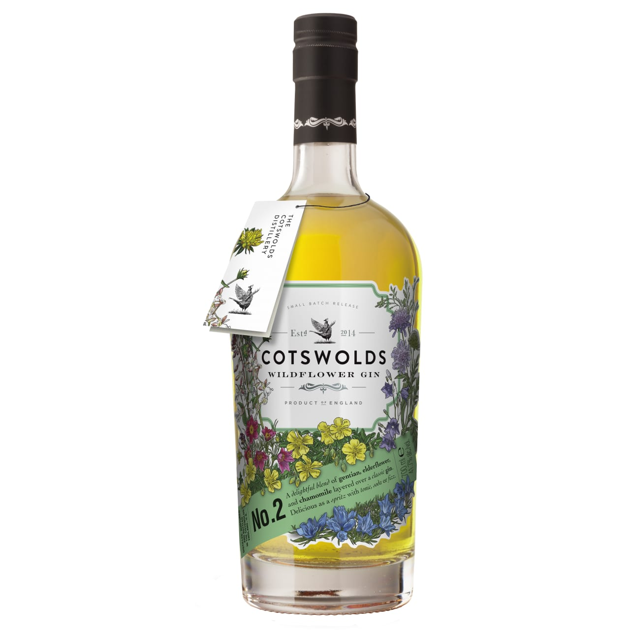 Product Image - Cotswolds Wildflower Gin No. 2