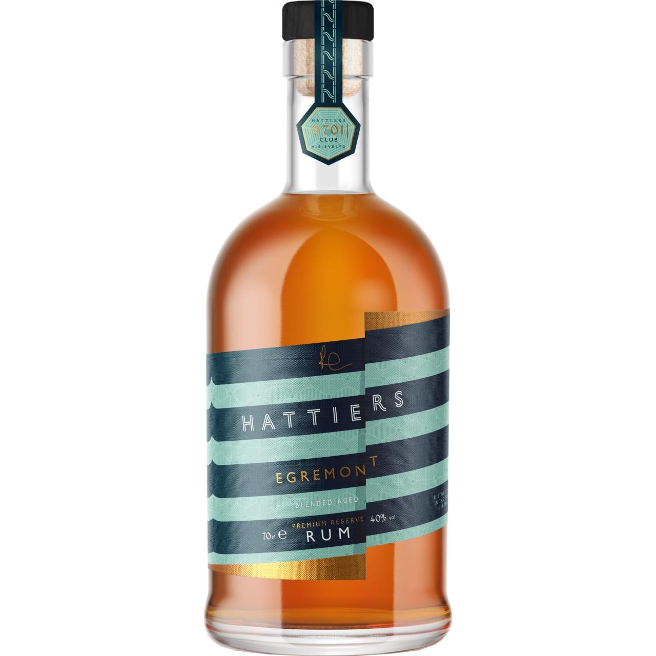 Product Image - Hattiers Rum Egremont