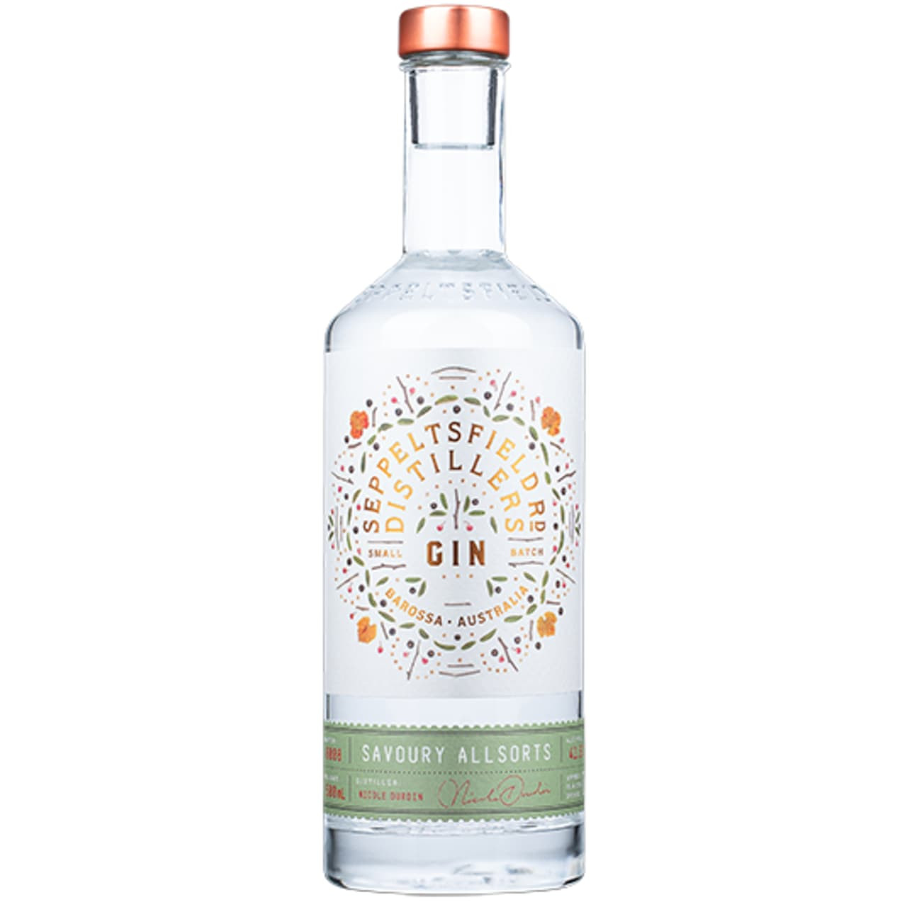 Product Image - Seppeltsfield Road Savour All Sorts Gin