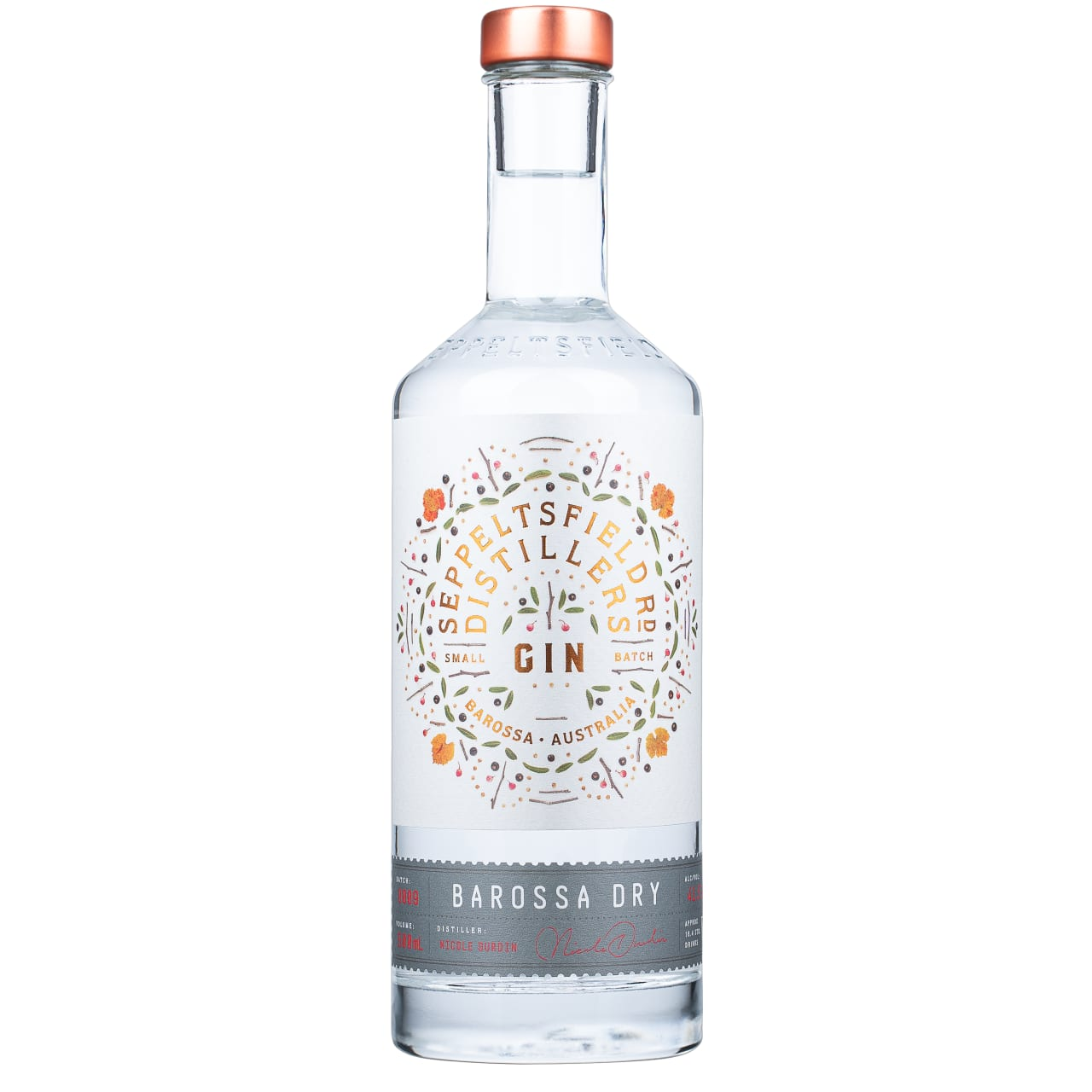 Product Image - Seppeltsfield Road Barossa Dry Gin