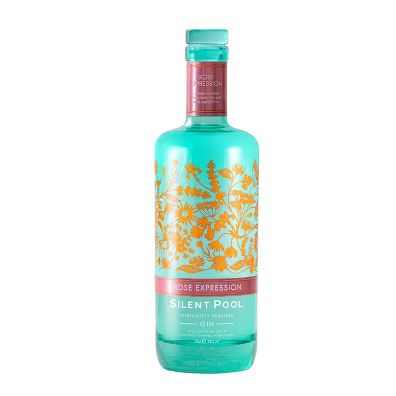 Product Image - Silent Pool Gin Rose Expression