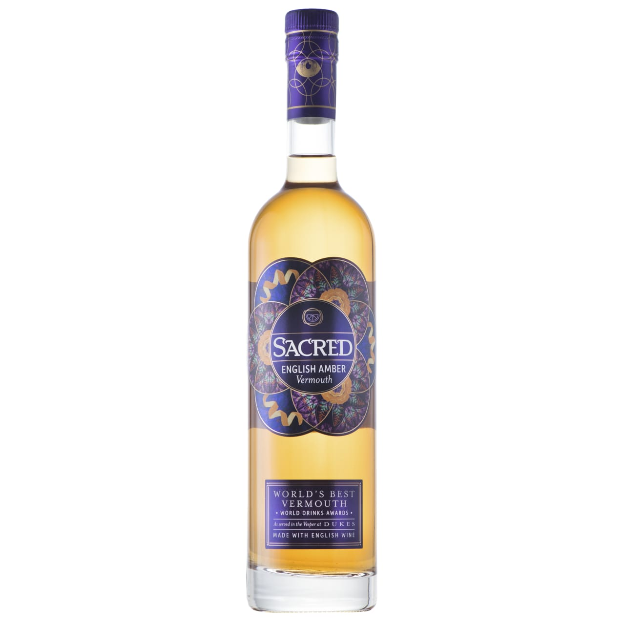 Product Image - Sacred English Amber Vermouth