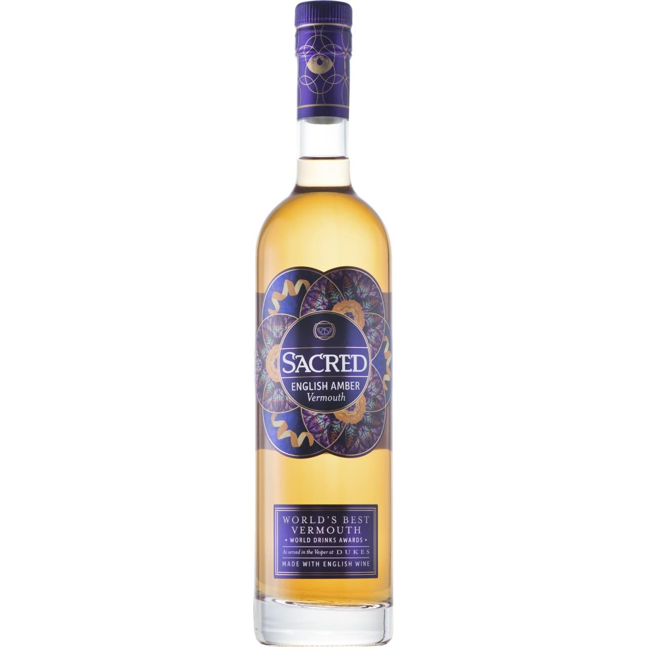 Product Image - Sacred English Amber Vermouth