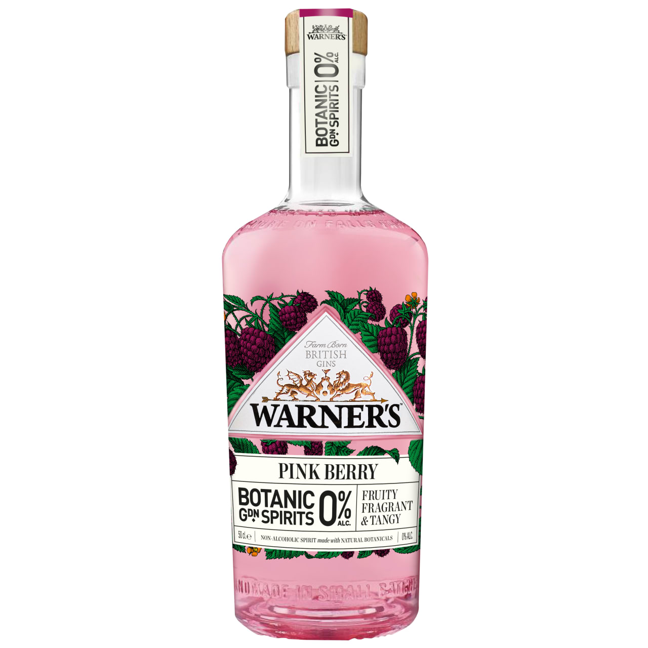 Product Image - Warner's 0% Pink Berry