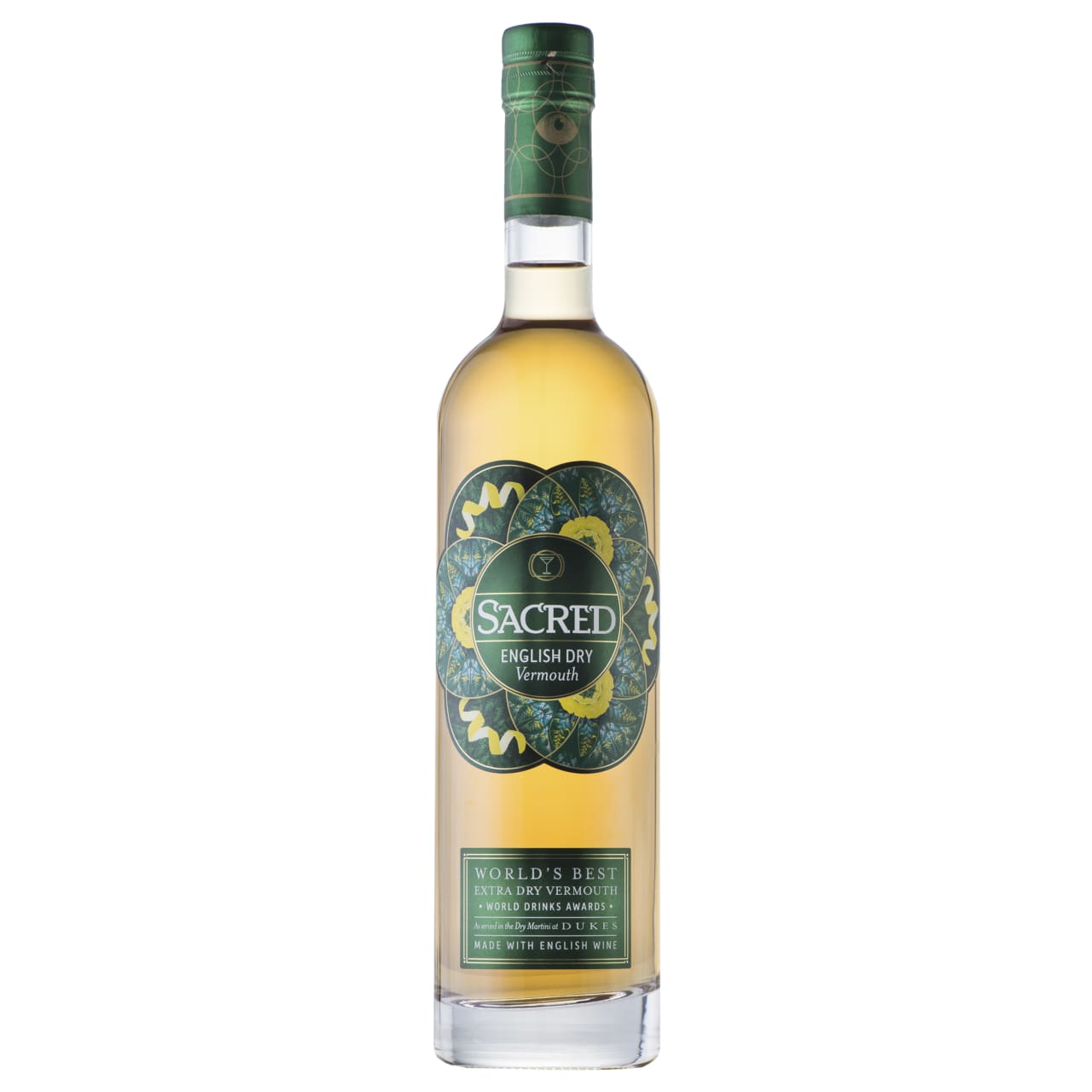 Product Image - Sacred English Dry Vermouth