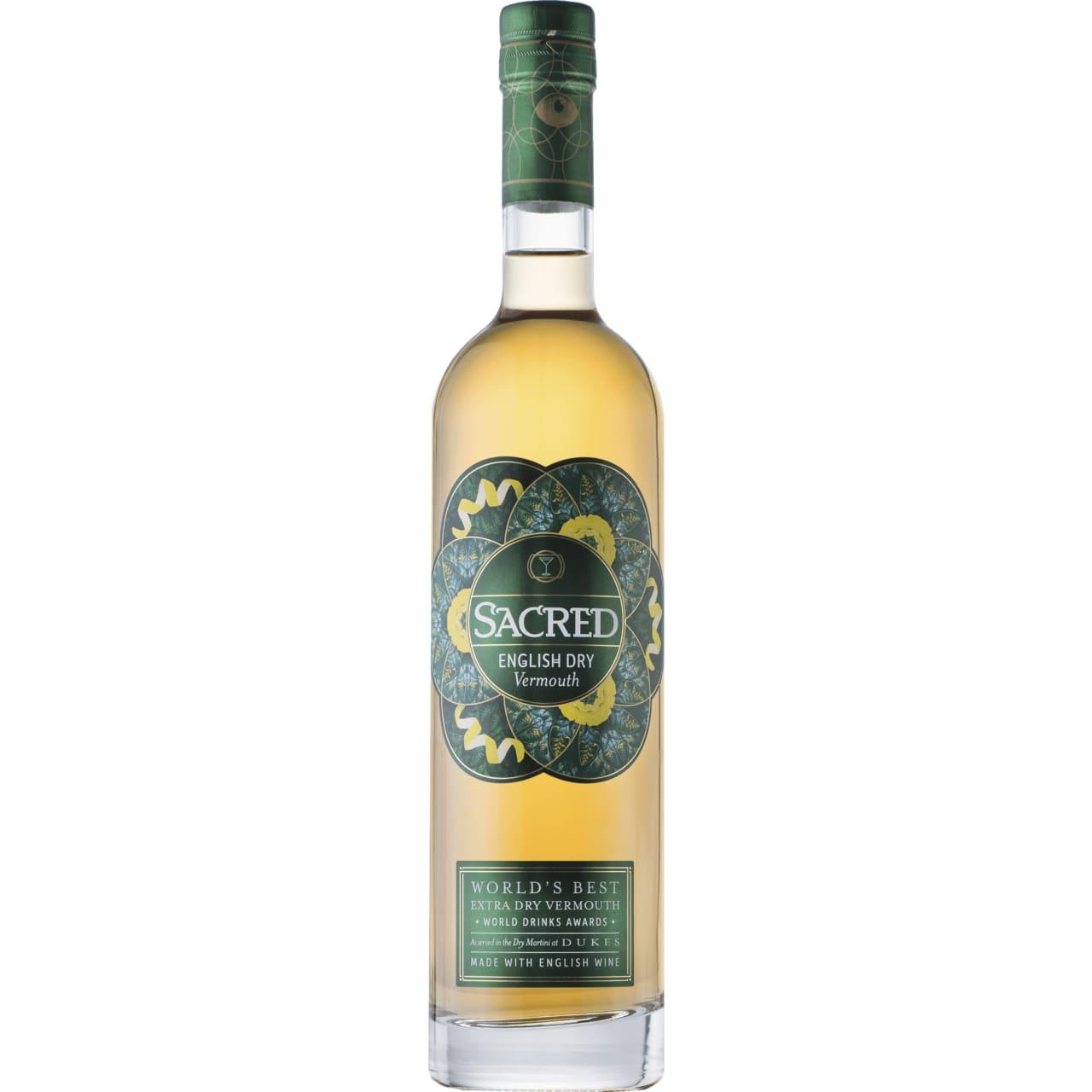 Product Image - Sacred English Dry Vermouth