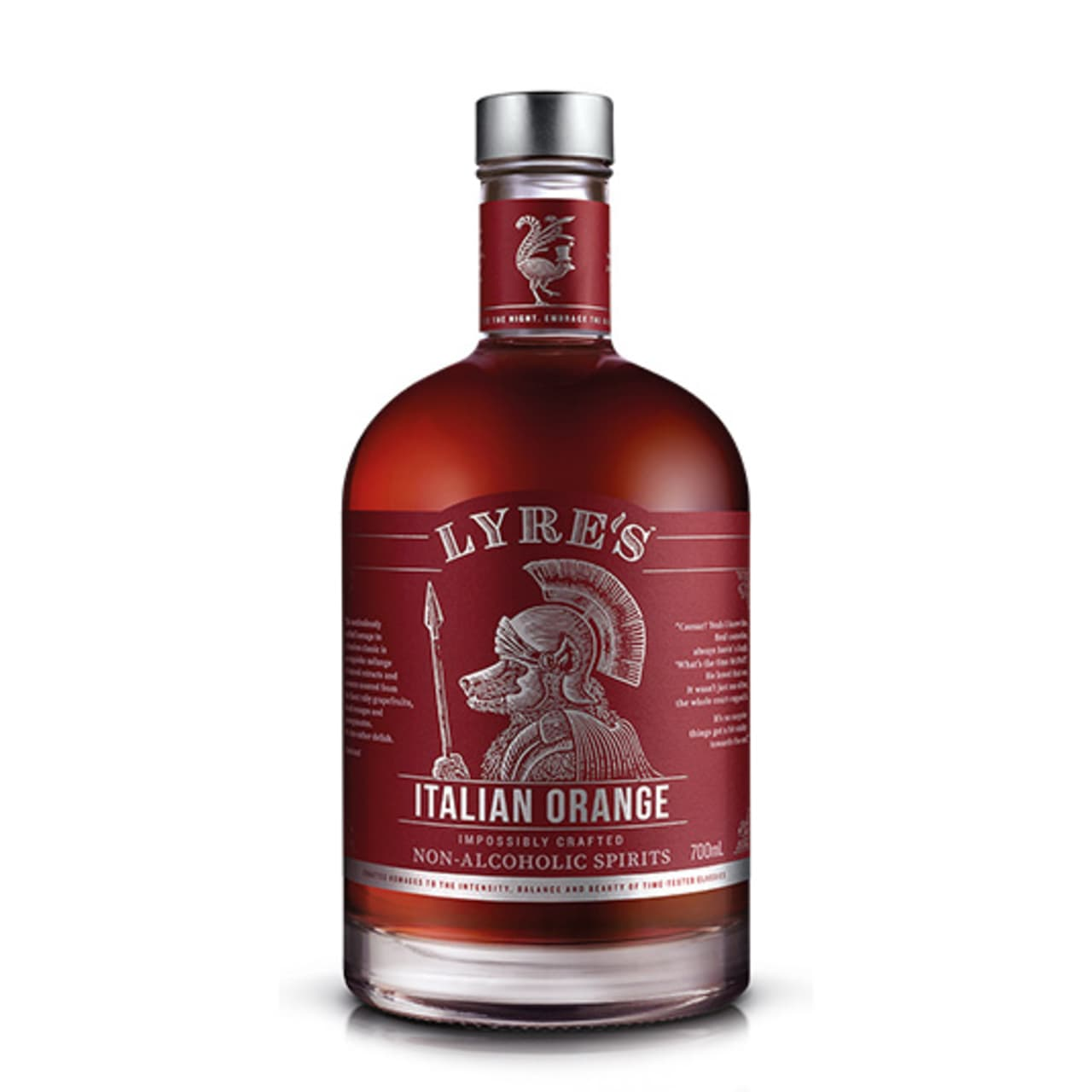 Product Image - Lyres Non Alcoholic Italian Orange