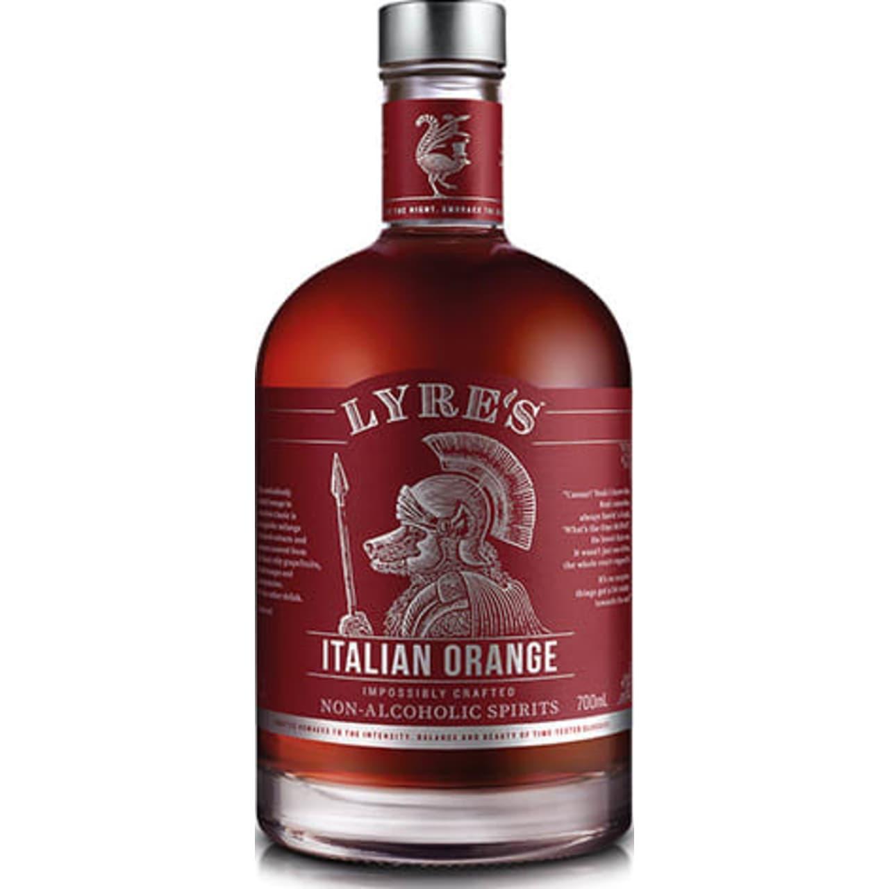 Product Image - Lyres Non Alcoholic Italian Orange