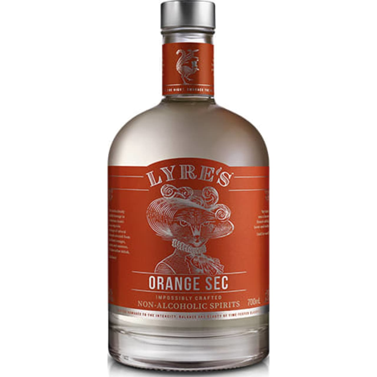Product Image - Lyres Non Alcoholic Orange Sec