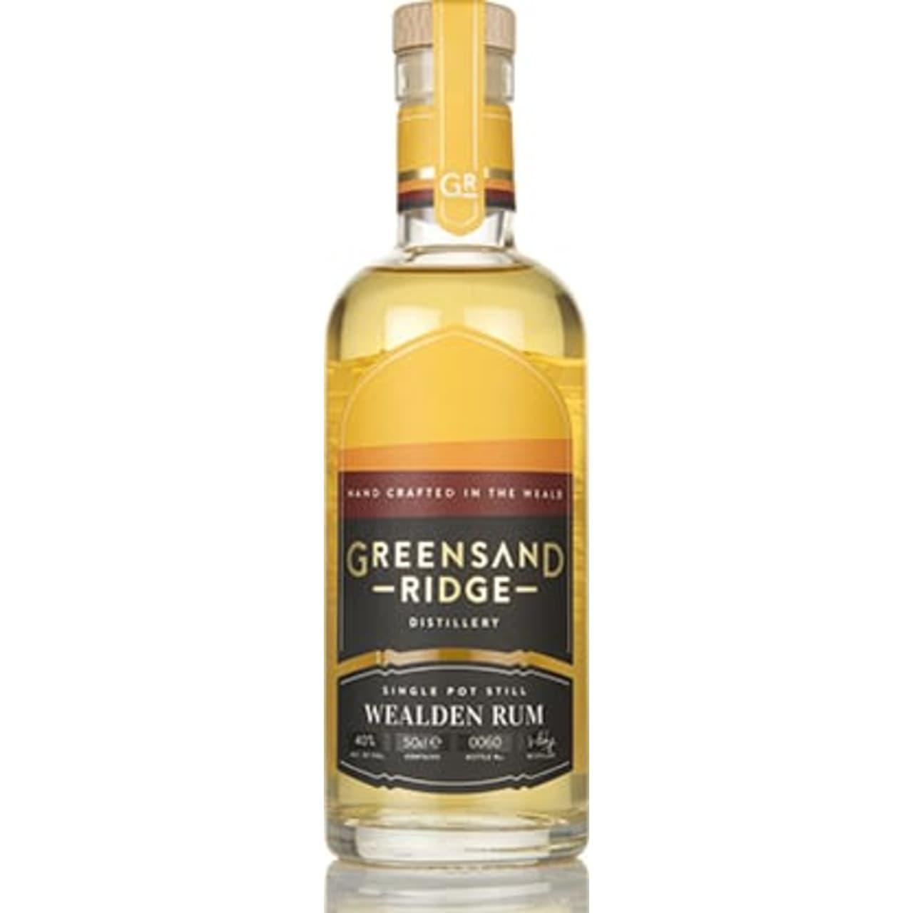 Product Image - Greensand Ridge Wealden Rum
