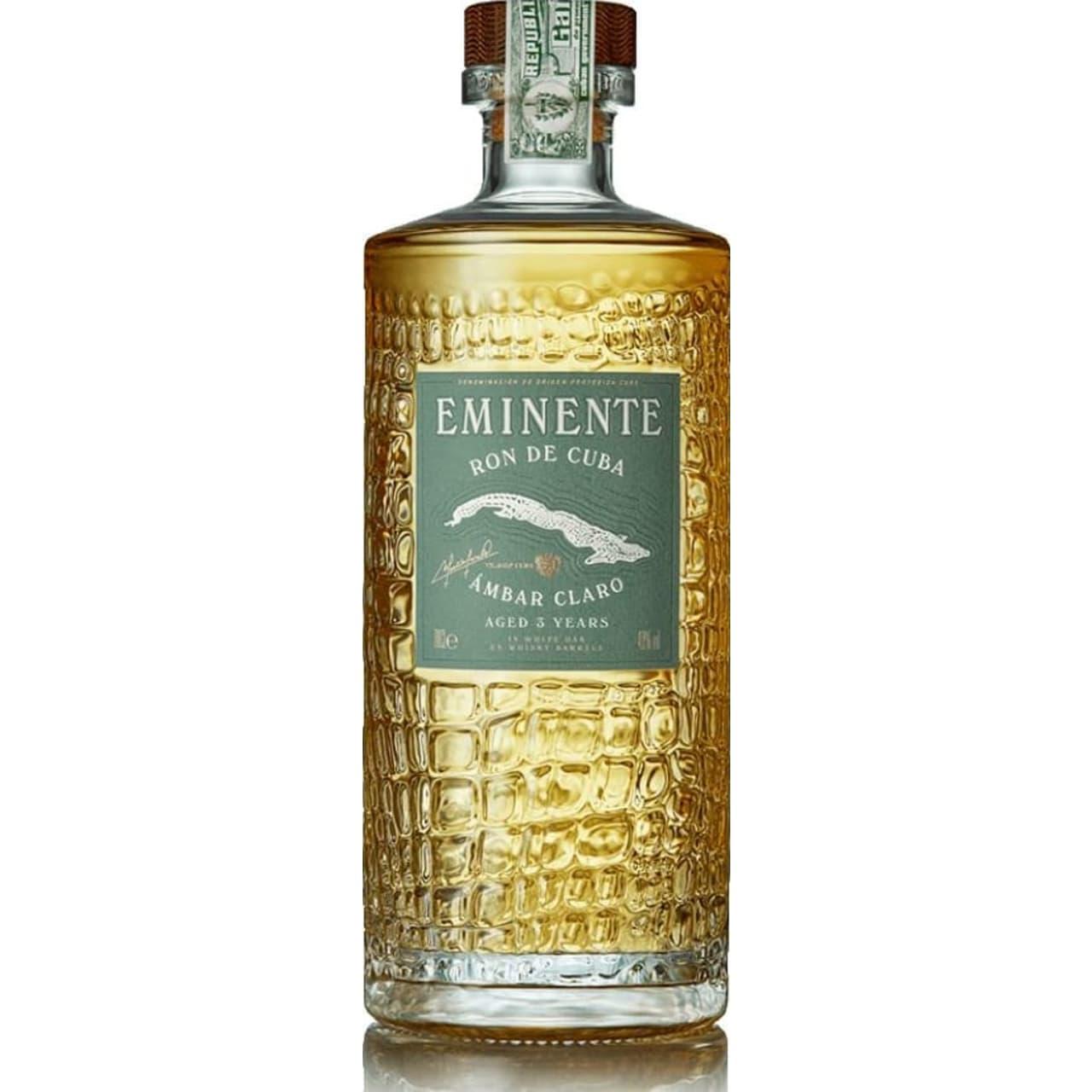 Product Image - Eminente Ambar Claro Rum