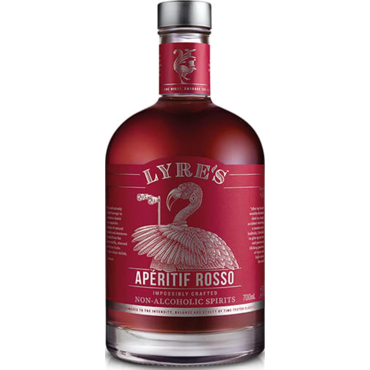 Product Image - Lyres Non Alcoholic Aperitif Rosso