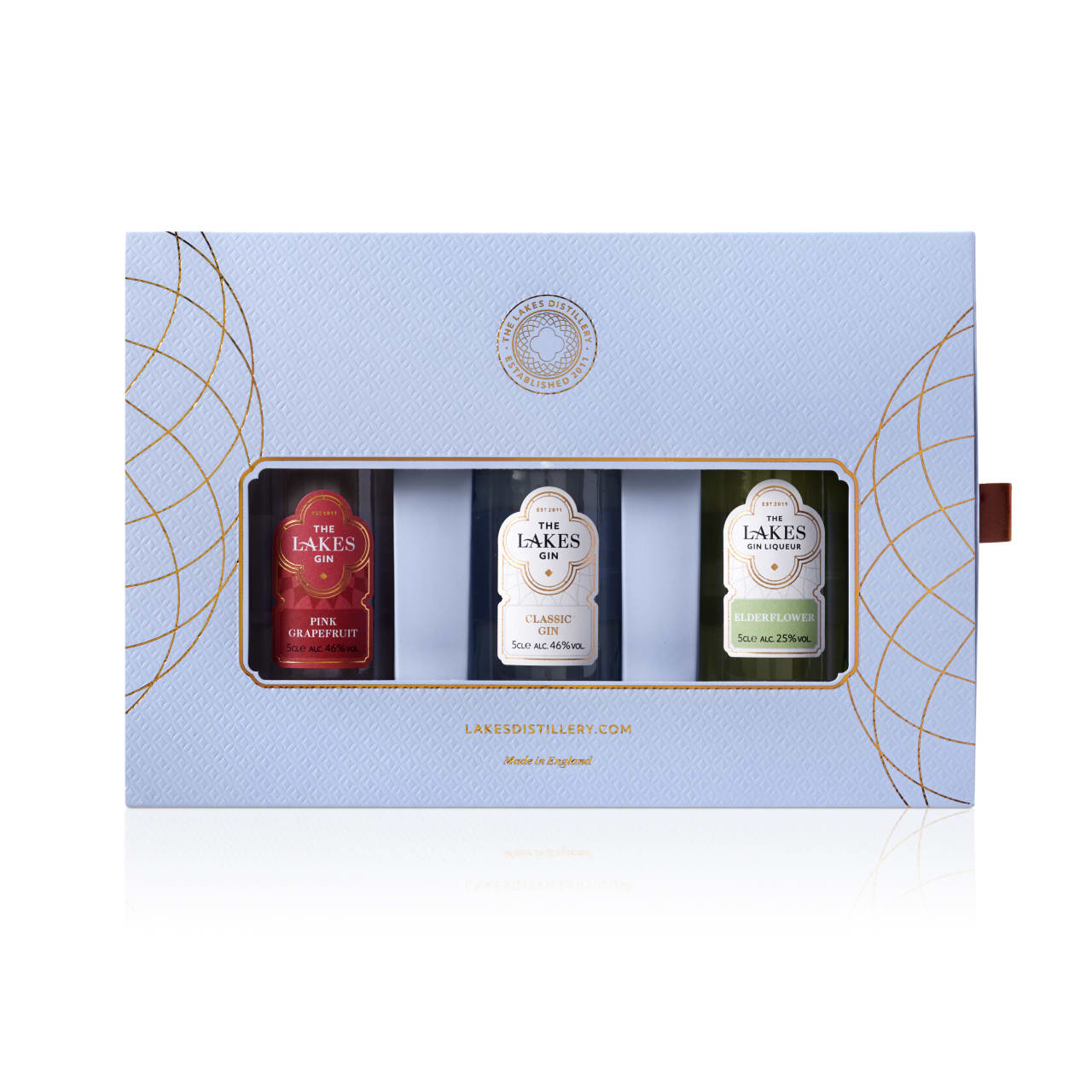 Product Image - The Lakes Gin Collection Gift Pack