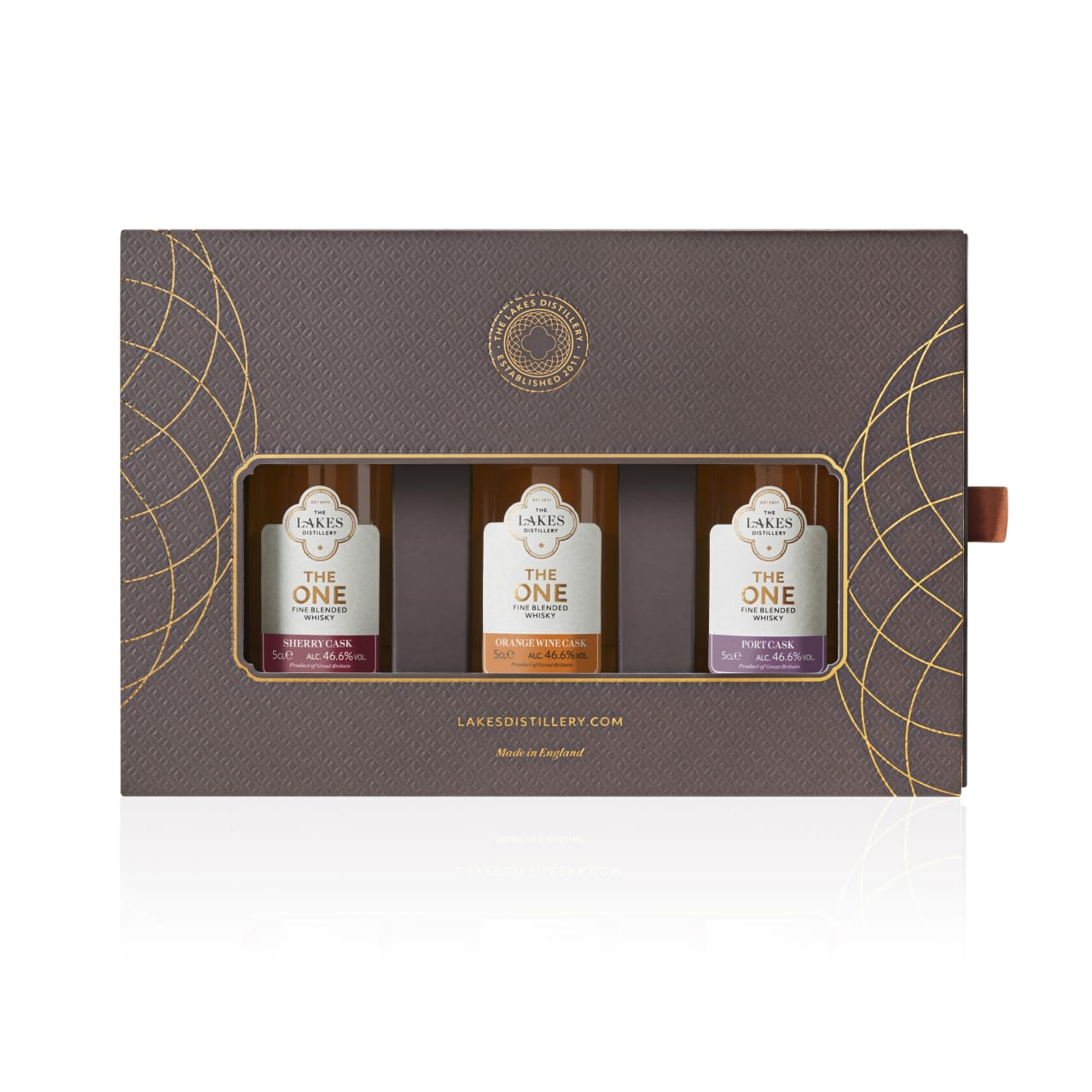 Product Image - The Lakes Whisky Collection Gift Pack