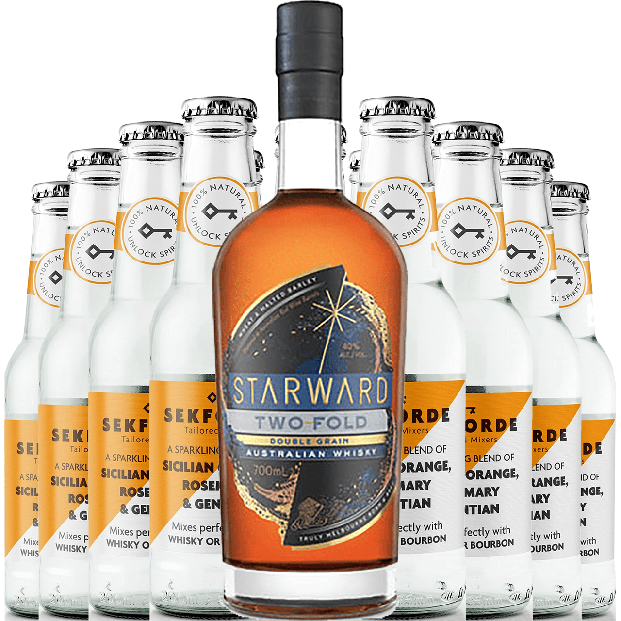 Product Image - Starward Two Fold Whisky & Sekforde Bundle
