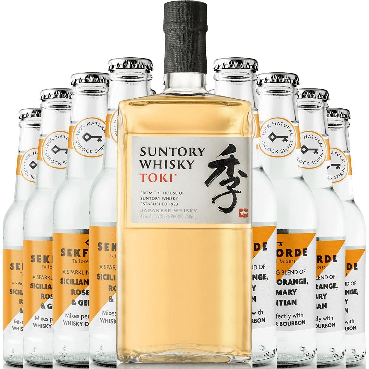 Product Image - Suntory Toki Whisky & Sekforde Bundle