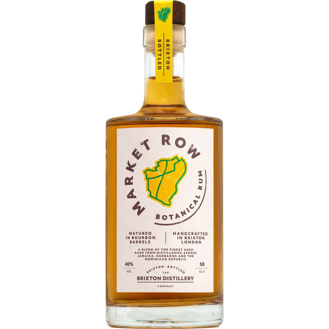 Product Image - Market Row Botanical Rum