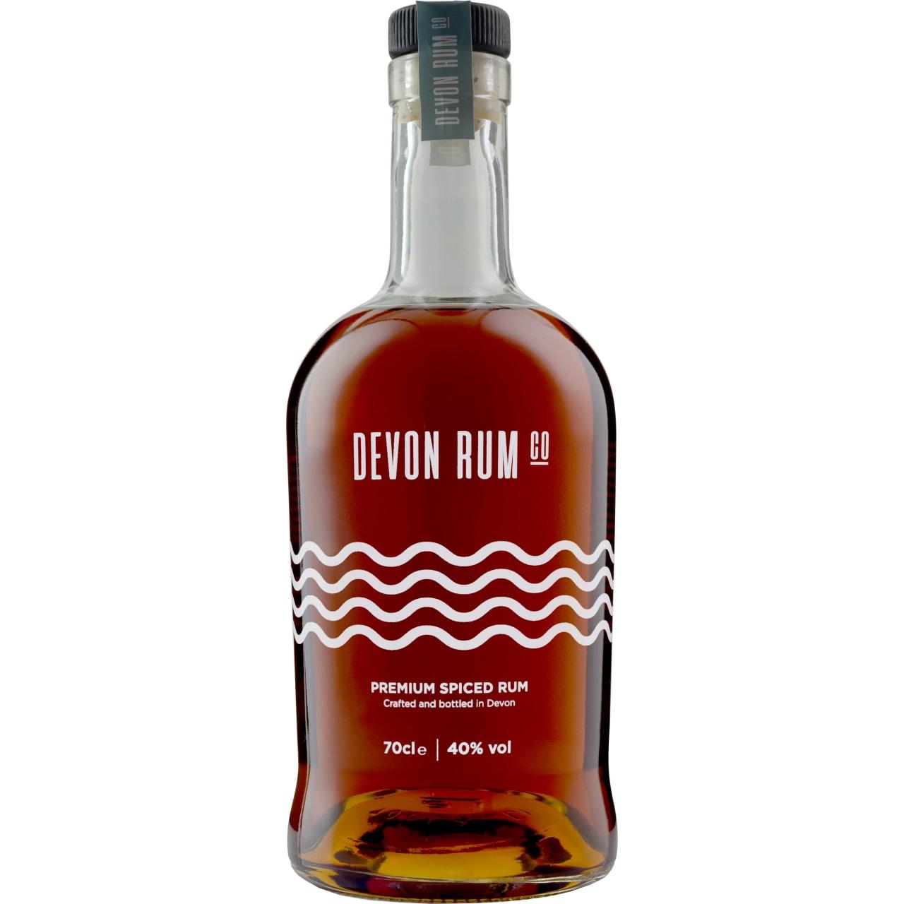 Product Image - Devon Rum Co. Premium Spiced Rum