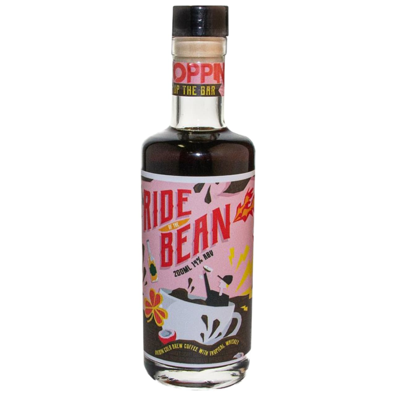 Product Image - PUTB Ride of the Bean
