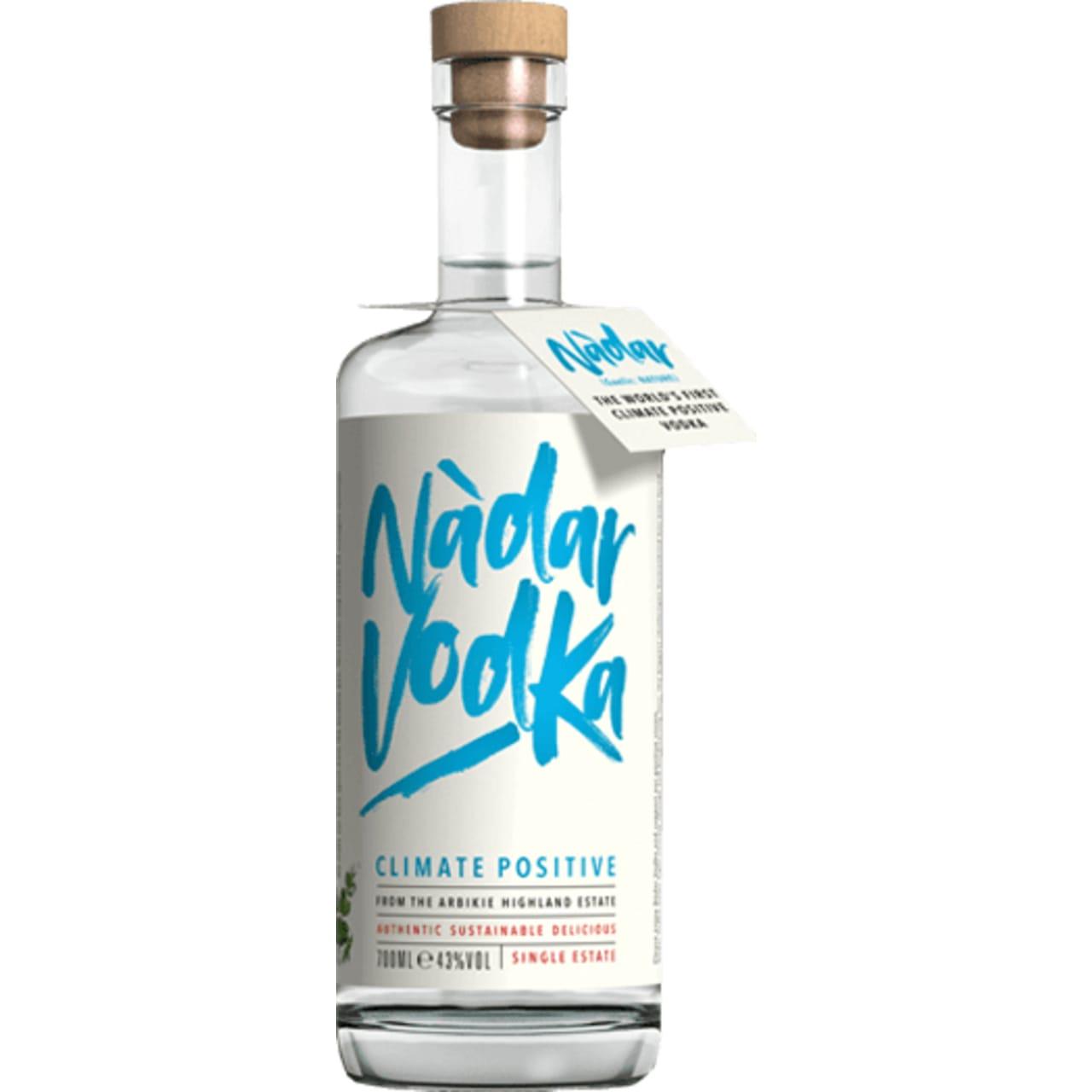 Product Image - Arbikie's Nadar Vodka