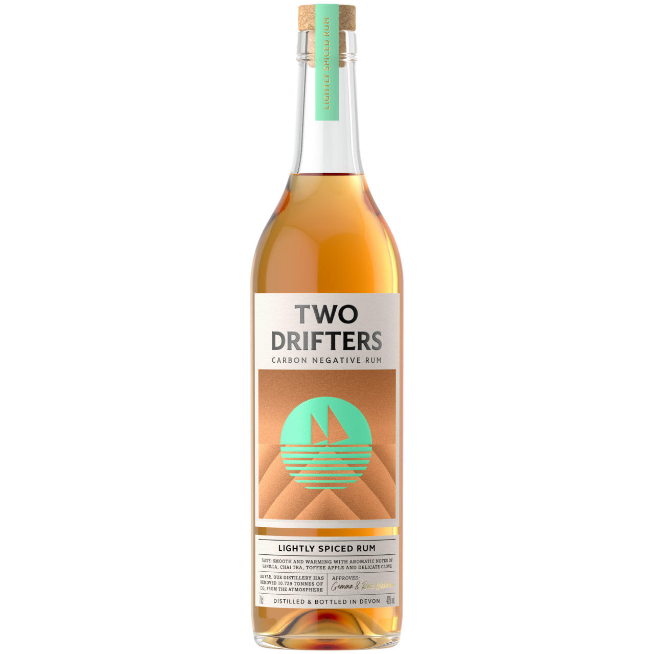 Product Image - Two Drifters Spiced Rum