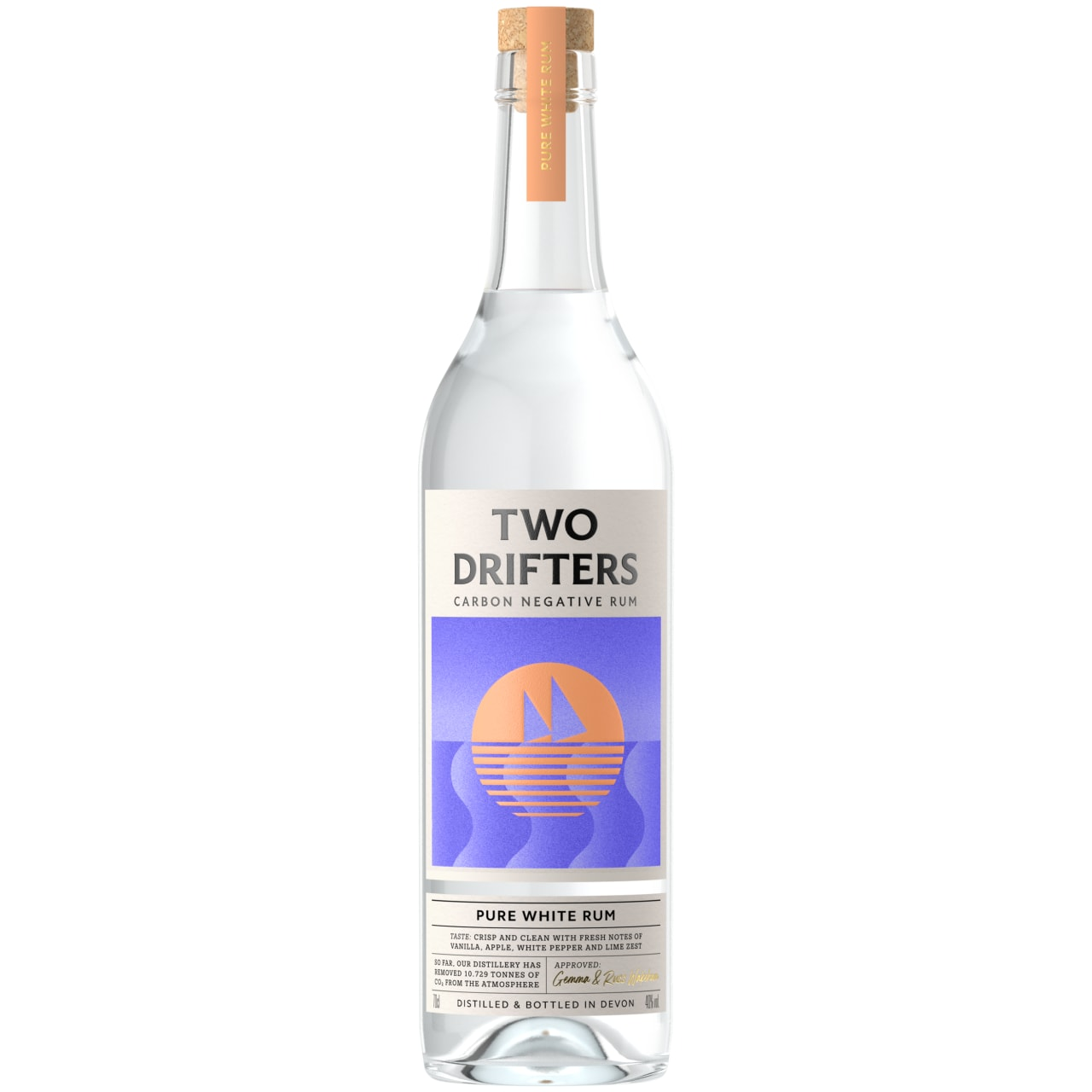 Product Image - Two Drifters White Rum