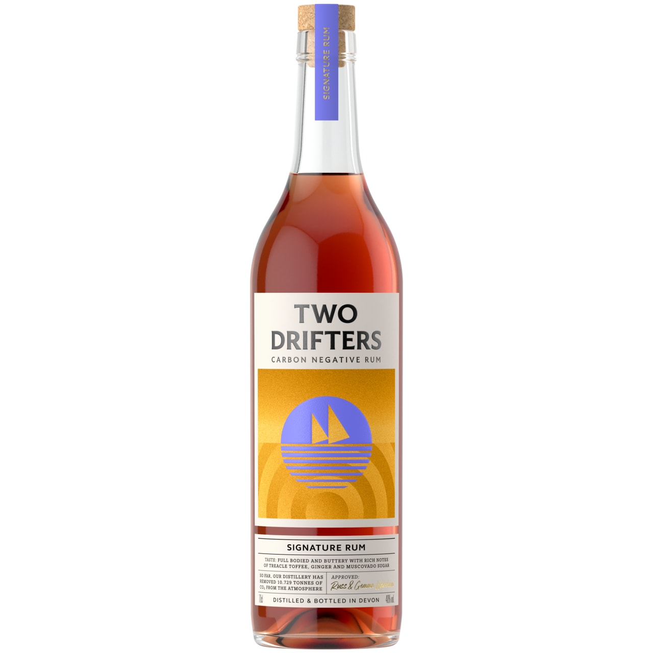 Product Image - Two Drifters Rum