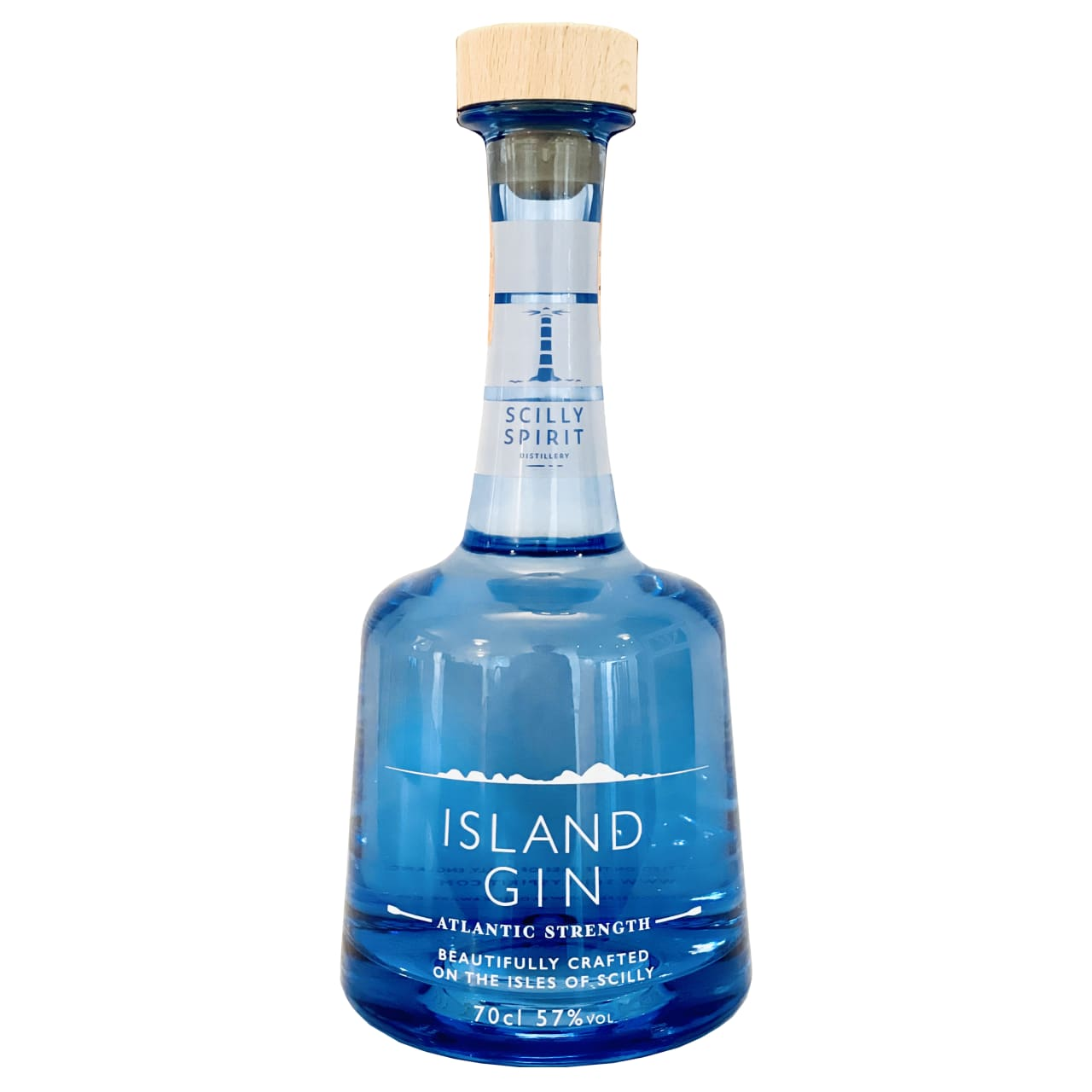 Product Image - Scilly Atlantic Strength Gin