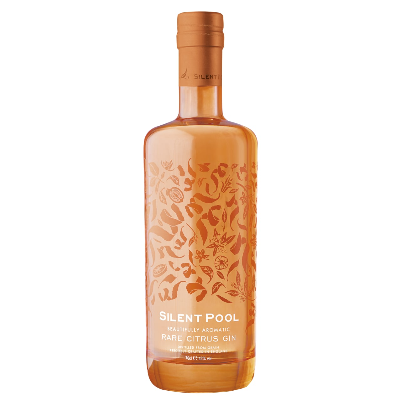 Product Image - Silent Pool Rare Citrus Gin
