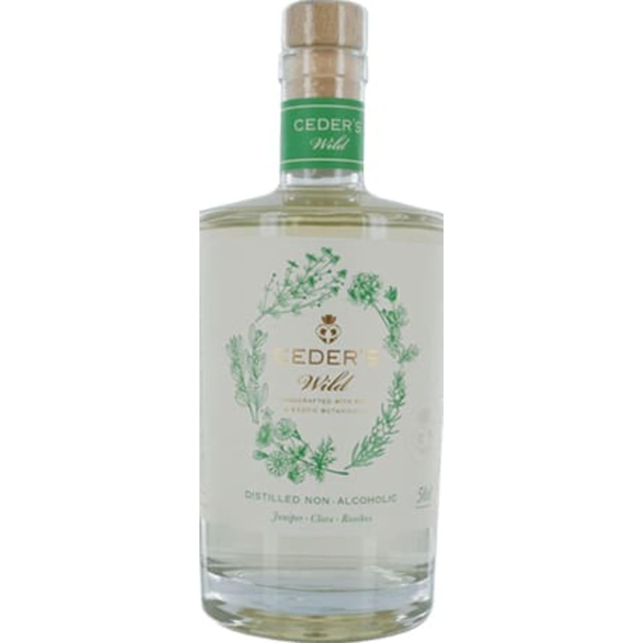 Product Image - Ceder's Wild Non Alcoholic Spirit