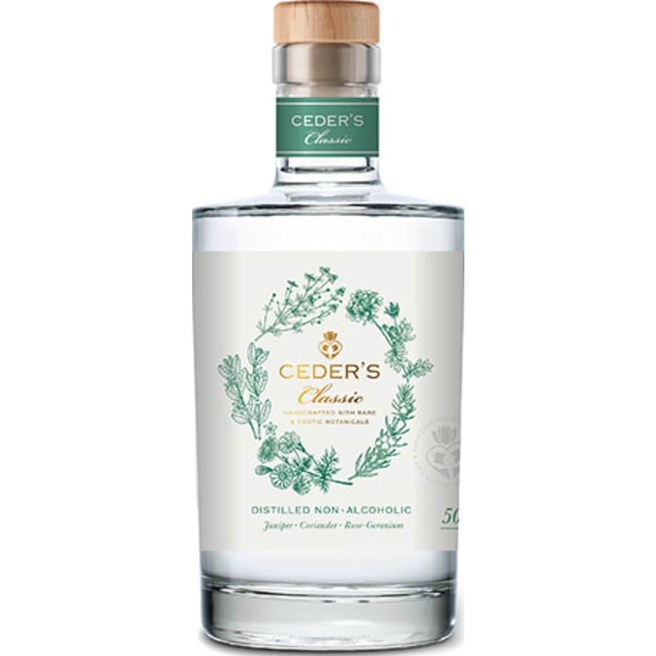 Product Image - Ceder's Classic Non Alcoholic Spirit