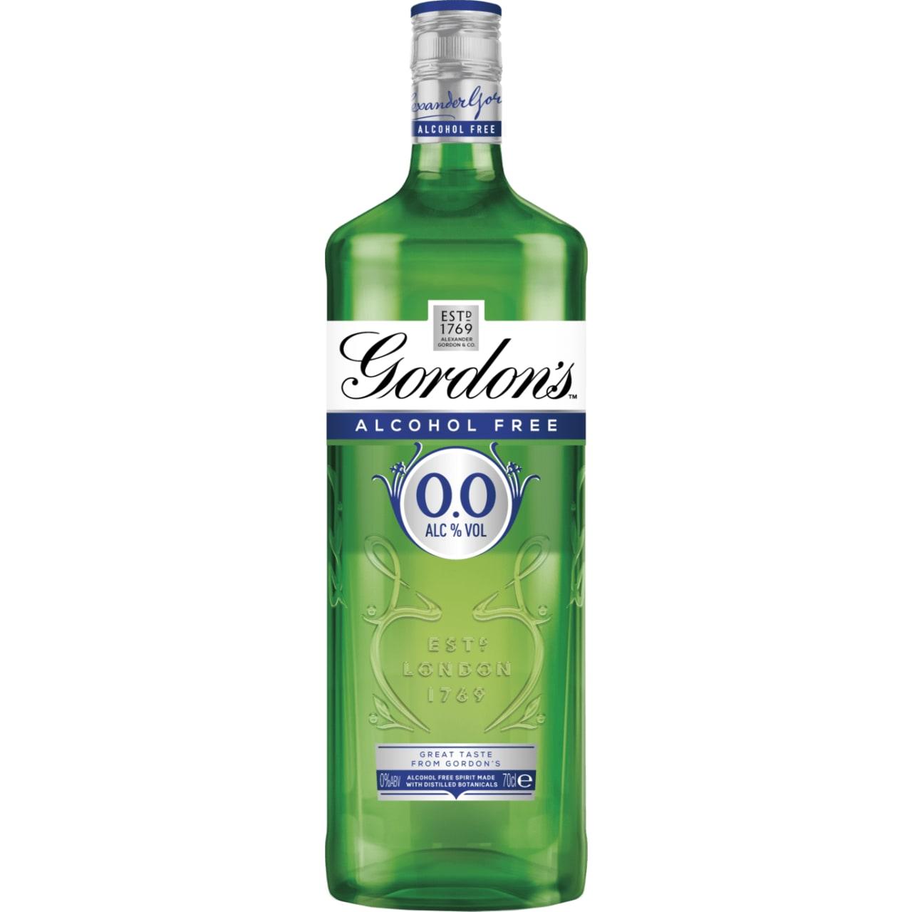Product Image - Gordon's Alcohol Free
