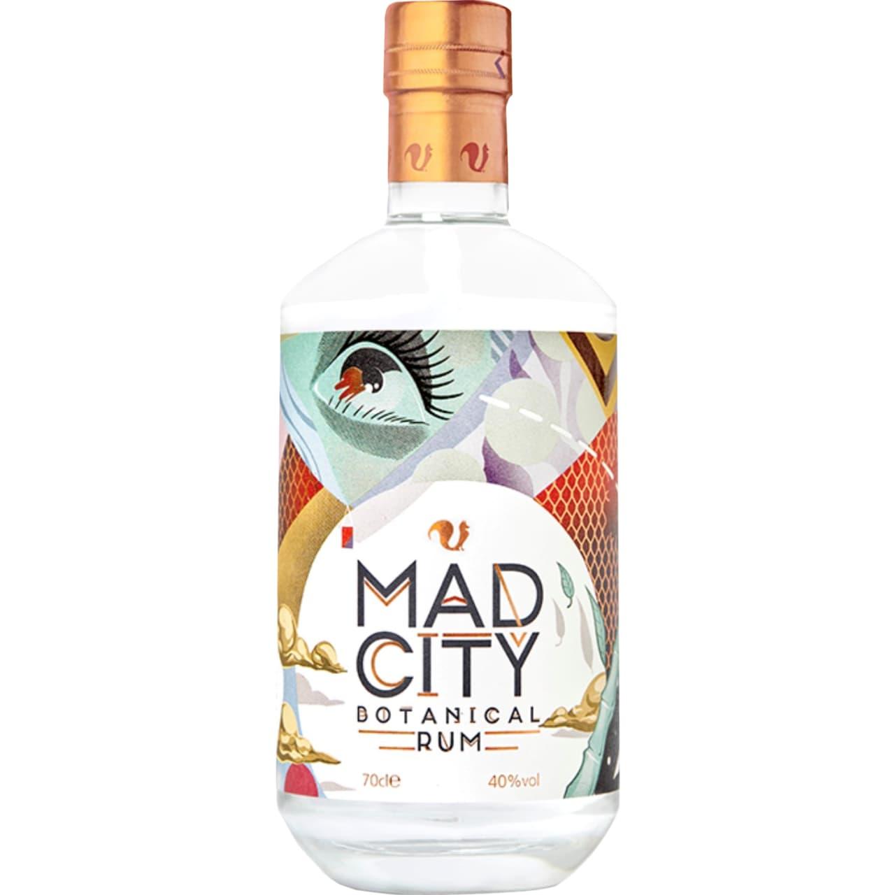 Product Image - Mad City Botanical Rum