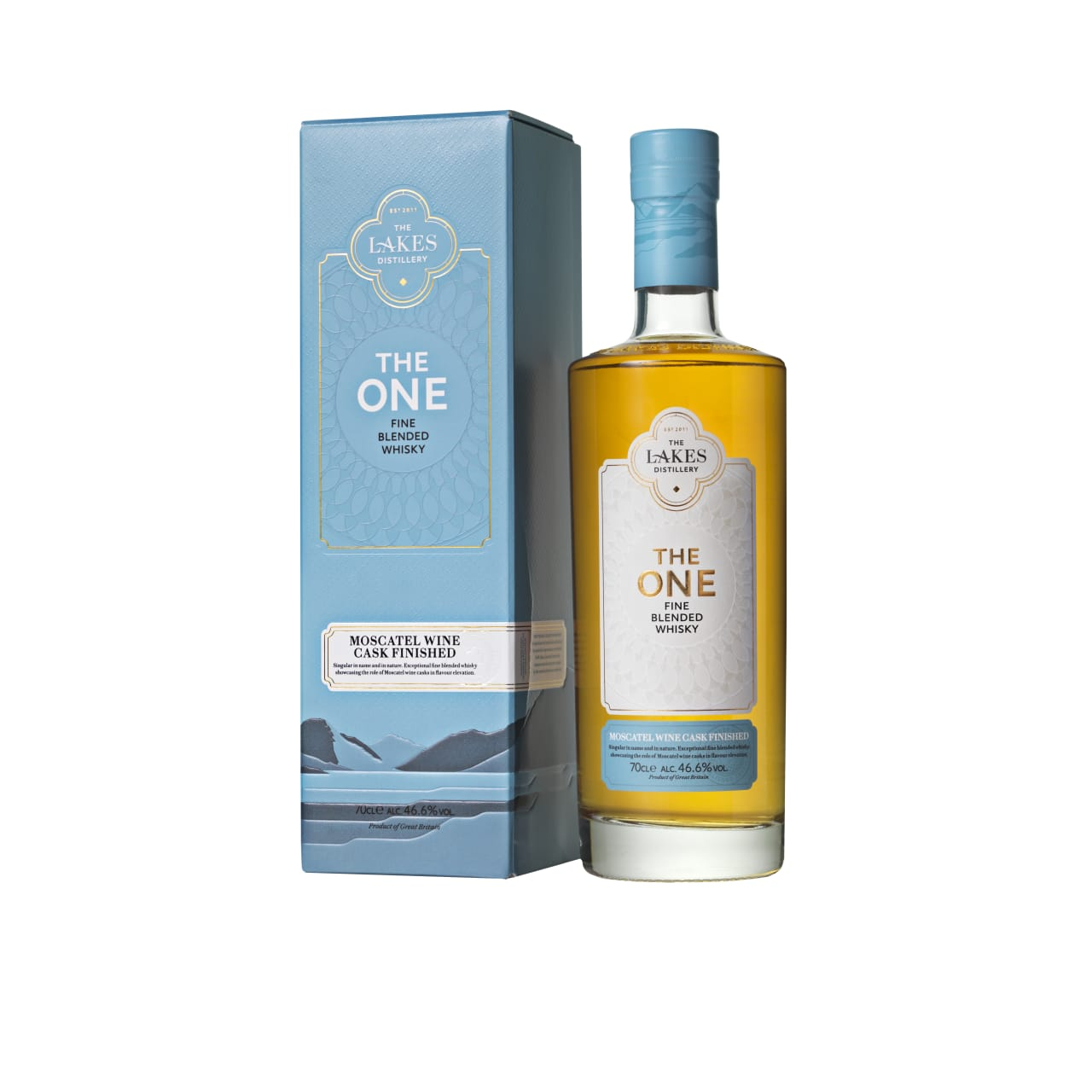 Product Image - The Lakes The One Moscatel Wine Cask Finish