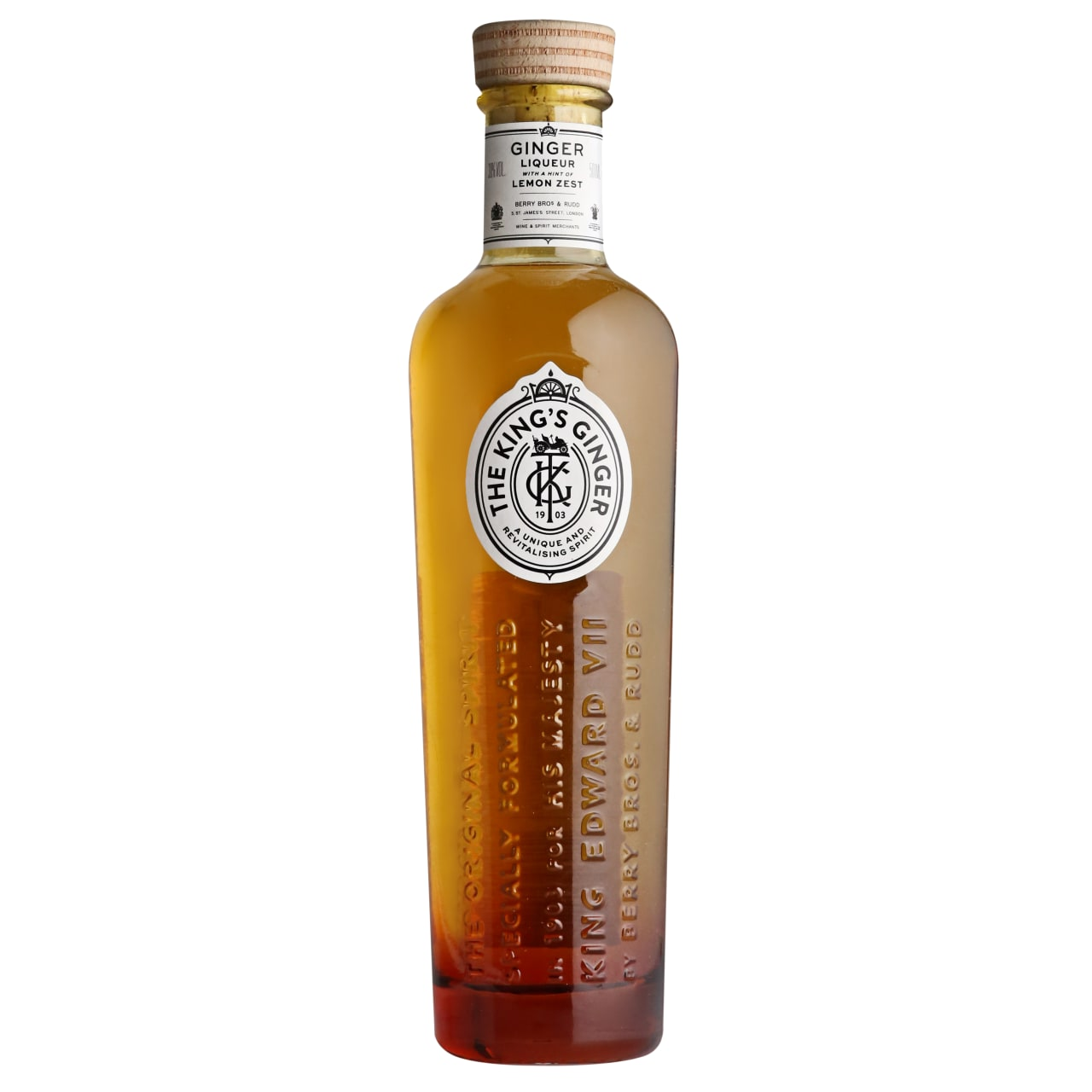 Product Image - The King's Ginger Liqueur