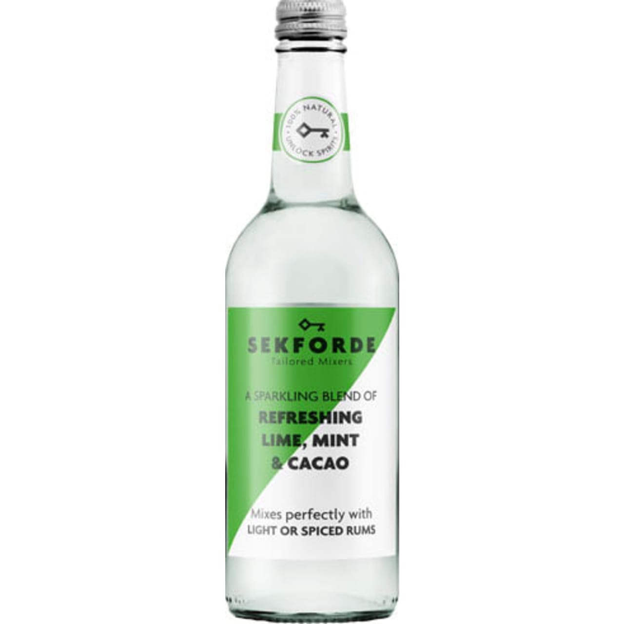 Product Image - Sekforde Lime, Mint & Cacao Mixer 500ml