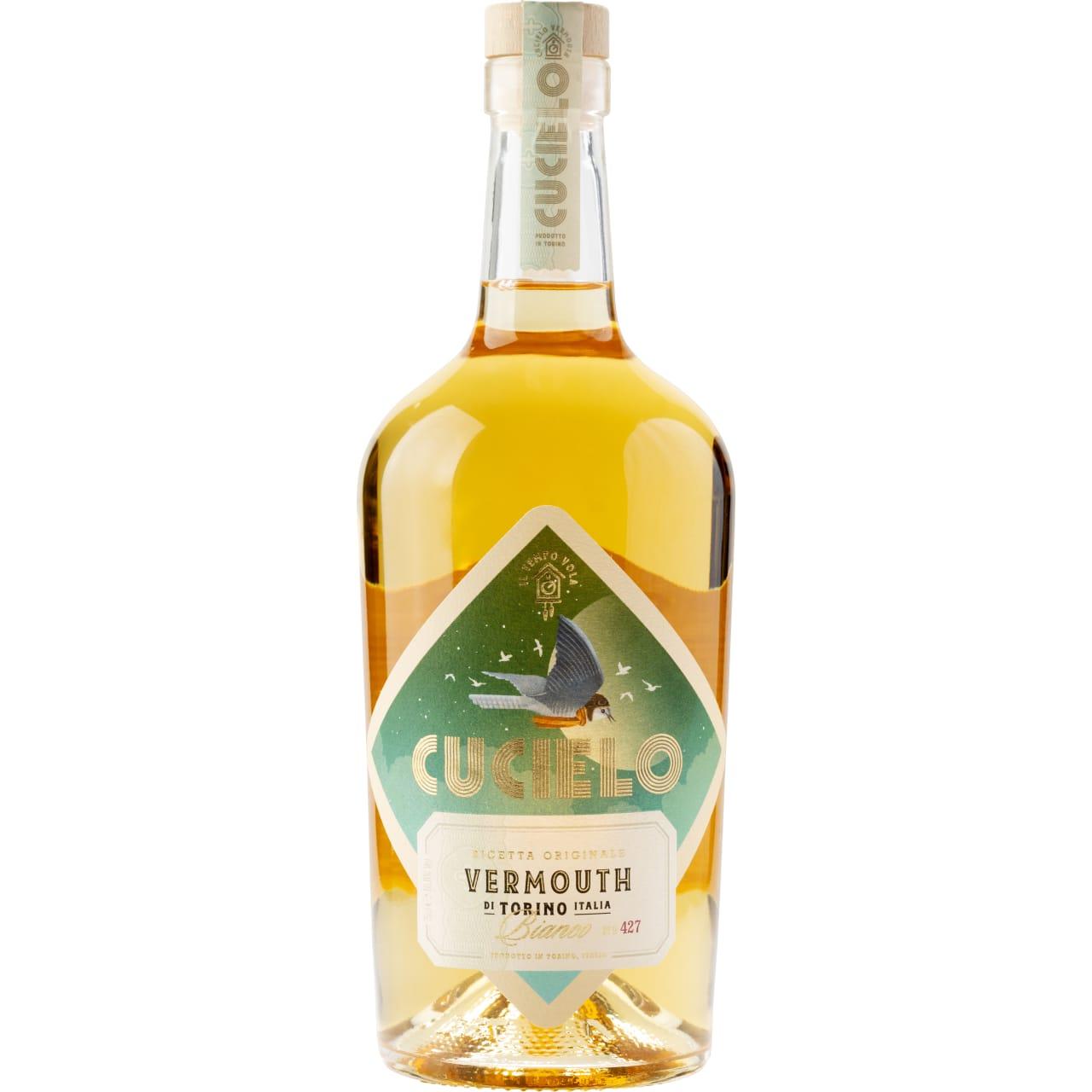Product Image - CUCIELO Vermouth di Torino Bianco