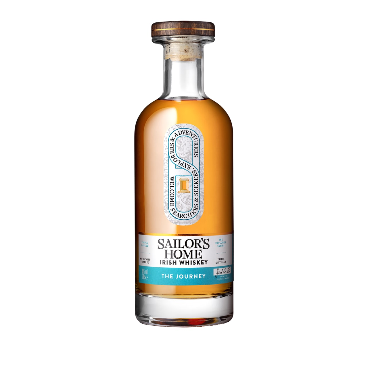 Product Image - Sailor's Home The Journey Whiskey