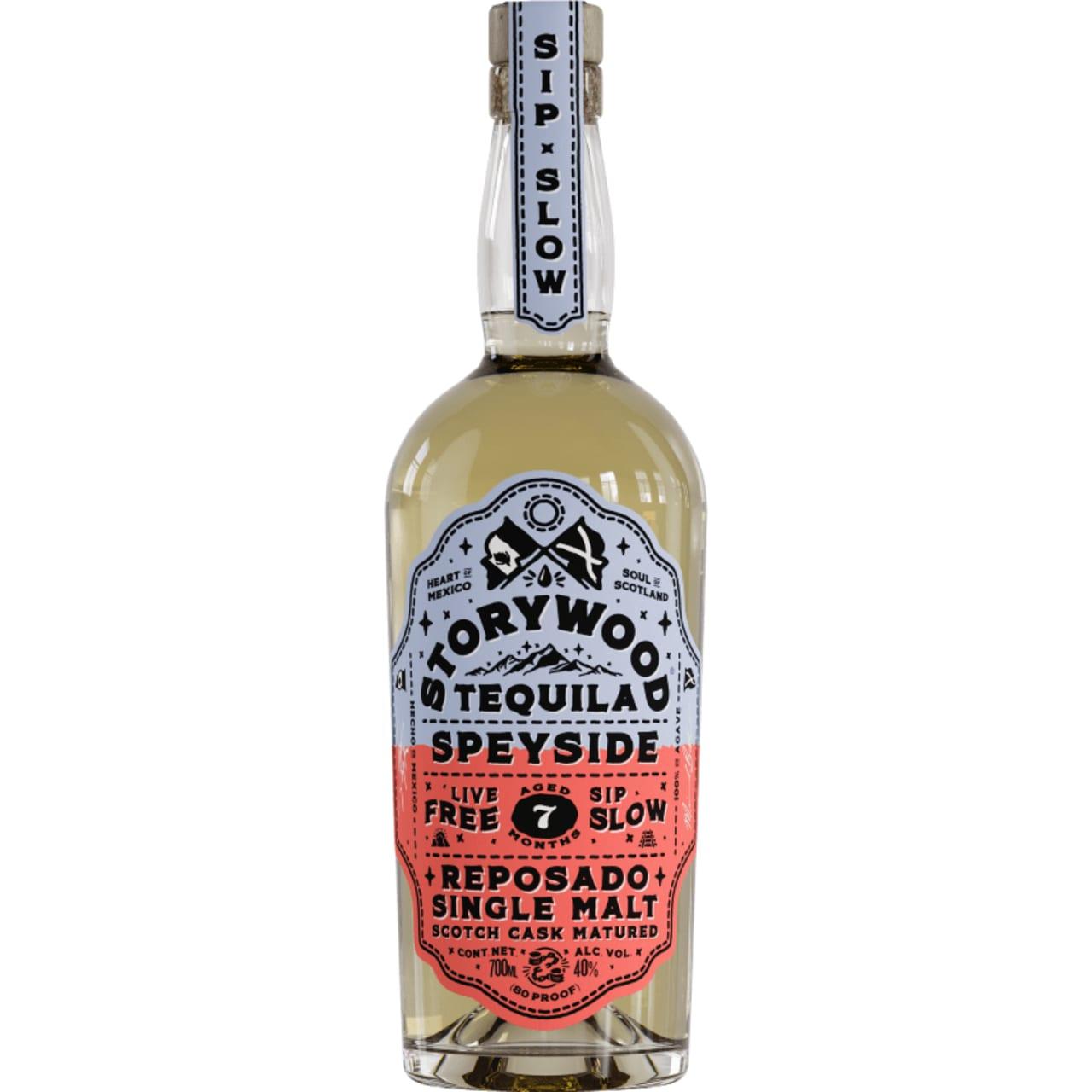 Product Image - Storywood Speyside 7 Tequila