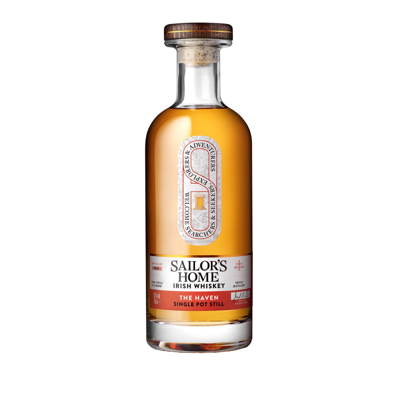 Product Image - Sailor's Home The Haven Whiskey