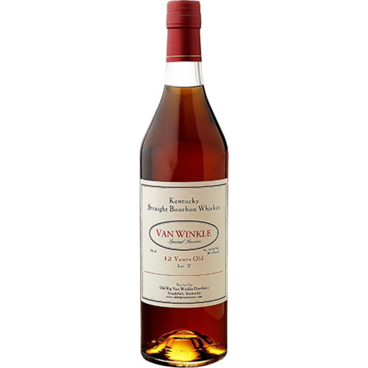 Product Image - Van Winkle Special Reserve 12yo Bourbon